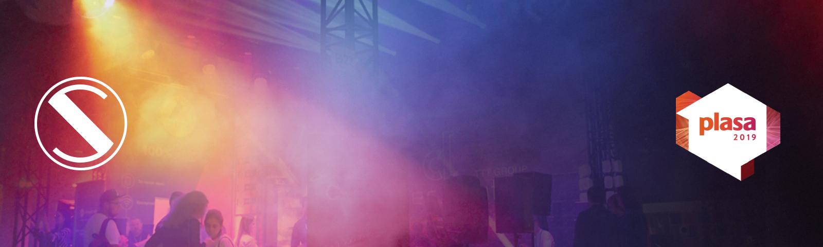 Sundrax at PLASA Show 2019<br> 15-17 September, London