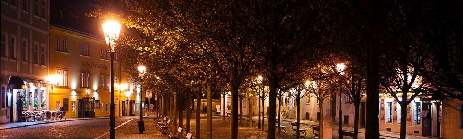 Smart City Lösungen für Ihre Straße & Straßenbeleuchtung
