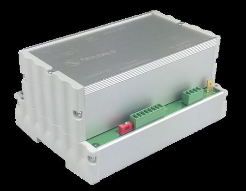 QULON Simpline provides individual light control in a three phase powerline.