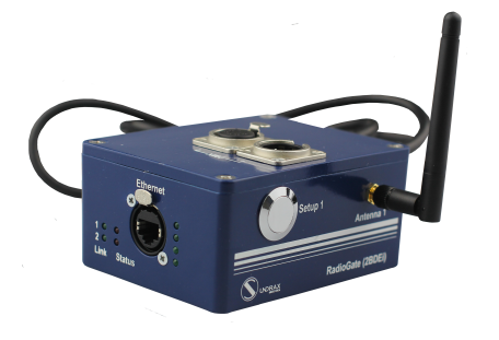 Wireless DMX-ArtNET/sACN - Professional Lighting Equipment