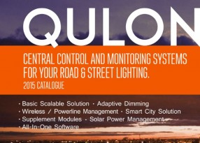 Qulon Street Lighting Management System