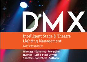 DMX Catalogue Preview Image