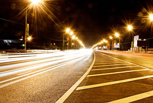 M-type Federal Roads in Russia (10,520 km)