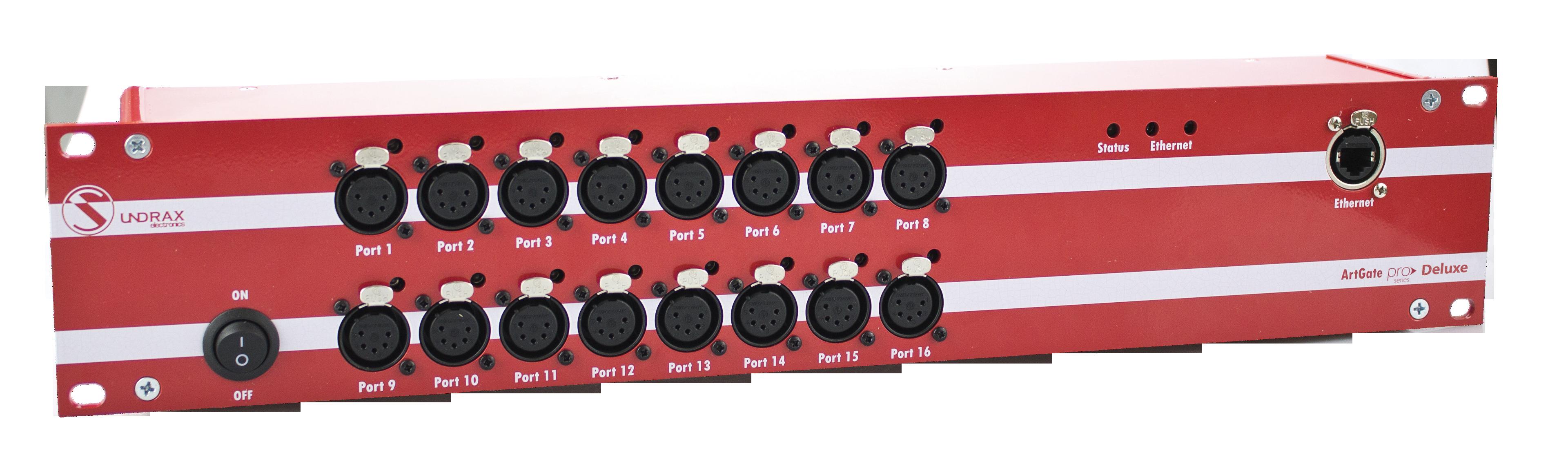 ArtGate Pro Deluxe (12-16 ports)