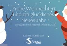 Merry Christmas - Deutsch