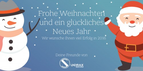 Merry Christmas - Deutsch