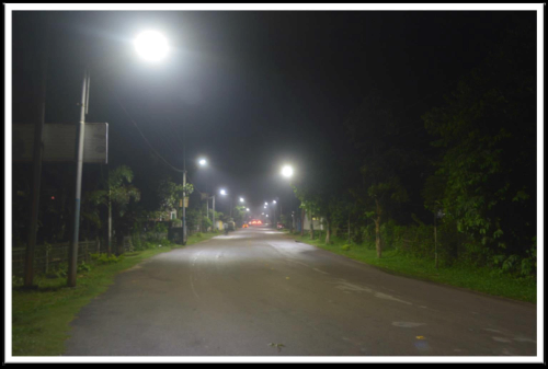 Aiport Road, Agartala, India