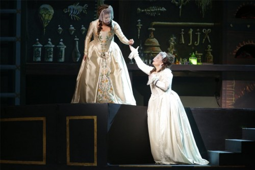 Adriana Lecouvreur in Mariinsky Theatre Powered by Sundrax's RadioGates