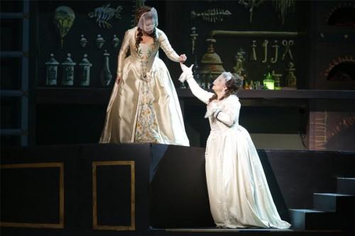 Adriana Lecouvreur in Mariinsky Theatre Powered by Sundrax's RadioGates