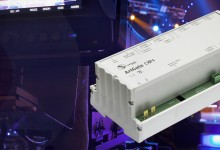 ArtGate DIN Bidirectional DMXArtNet/sACN converter, splitter, booster, intelligent merger with trigger inputs