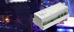 ArtGate DIN Bidirectional DMX<->ArtNet/sACN converter, splitter, booster, intelligent merger with trigger inputs