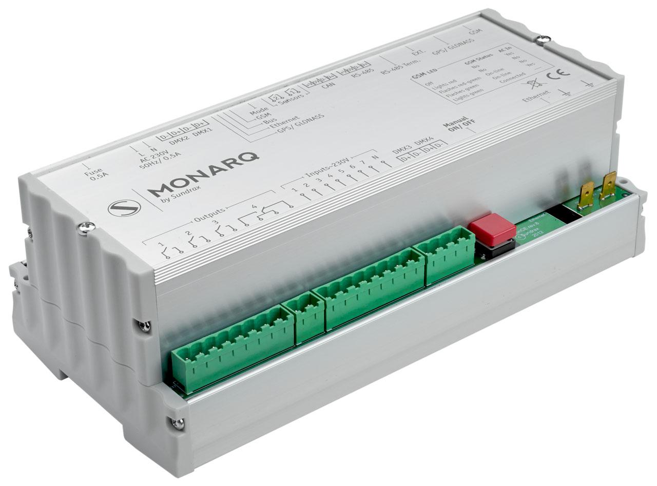 QULON MONARQ — Architectural Lighting Control Processor