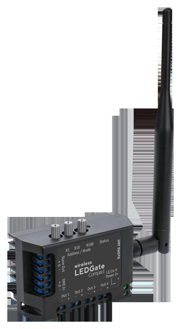 Wireless LEDGate Compact - Wireless-Kompakte -LED-Treiber