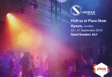 Sundrax at Plasa Show 2019