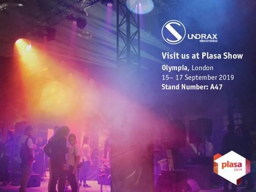 Sundrax at Plasa Show 2019