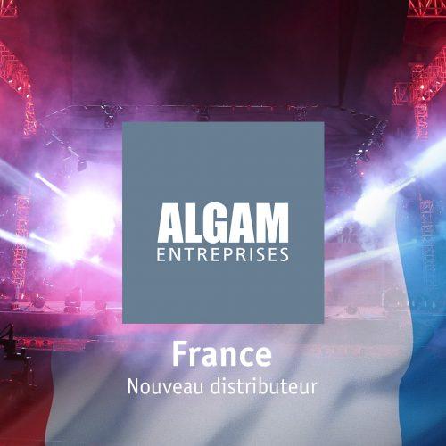 Algam Entreprises, new Sundrax distributor in France
