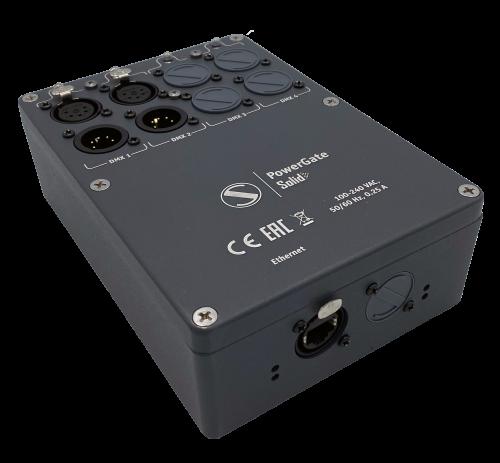 PowerGate Solid—DMX over Powerline (110/220V)